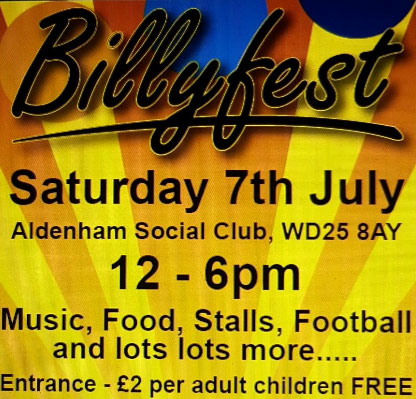 Billyfest 2018